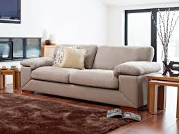 Fabric Or Leather Sofa Sofas And Chairs Fabric Leather Sofas Sofa Beds Recliners