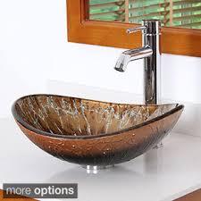 Sink  Faucet Sets Bathroom Sinks Shop The Best Deals For Sep - Faucet sets bathroom