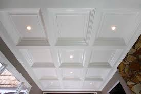 Tray Ceiling Definition Coffered Ceiling For The Cleaner Room Best Home Magazine Gallery