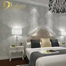 3d room vintage european beige brown grey 3d room wallpaper for walls