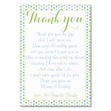 baby shower thank you baby shower thank you from baby card zazzle