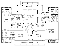 mansion home plans bf5400 house plans from collective designs house home floor