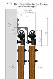 Barn Door Hardware Installation by Barn Door Hardware For Garage Doors Barn Decorations