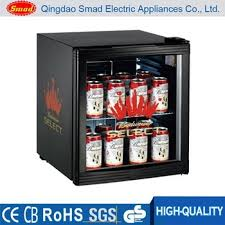 Small Desk Refrigerator Display Refrigerator Type Desk Top Glass Door Small Display Fridge