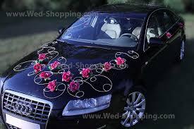 kit deco voiture mariage deco de mariage pour voiture pas cher meilleure source d