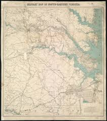 Map Of Eastern Virginia by File Military Map Of South Eastern Virginia 7537847934 Jpg