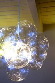 Diy Glass Bubble Chandelier Easy To Make Glass Ball Chandelier Soap Bubbles Chandeliers And