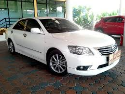 2010 toyota camry 2 0 g extremo at price 5xx thb sd car