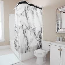 Light Grey Shower Curtain Light Gray Shower Curtains Zazzle