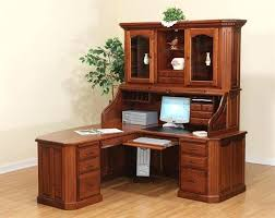 Solid Oak Corner Desk Corner Desk Wood Reclaimed Corner Desk Steps With Pictures With