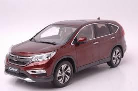 diecast honda crv brown 1 18 honda cr v crv suv 2015 collectable diecast model car