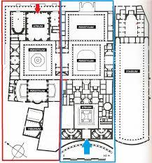 what were roman palaces like roman empire
