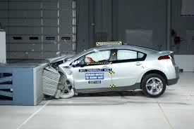 nissan leaf insurance group iihs says 2011 chevrolet volt and nissan leaf are practically as