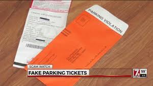 thanksgiving parade tickets scam alert that parking ticket could be a fake youtube