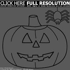 simple halloween coloring pages u2013 fun for halloween