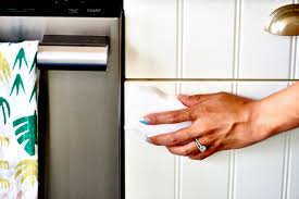 can you use magic eraser on cabinets 15 smart ways to use a magic eraser apartment therapy