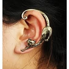 cool ear rings 120 best cool earrings images on jewelry ear cuffs
