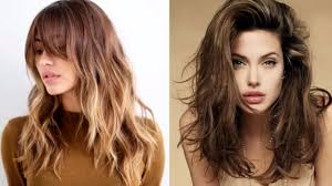 new hairstyle of ladies long hair cutting videos for women most beautiful haircut