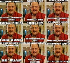 Alok Nath Memes - when alok babuji nath reacted on the jokes made on him