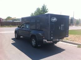 Camper For Truck Bed Pop Up Truck Campers For Your Tacoma Come In Many Different Styles