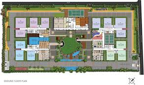 My Floor Plans My Abhra In Madhapur Hyderabad Price Location Map Floor Plan
