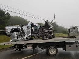 two taken to hospitals after route 1 damariscotta crash saturday