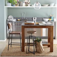 island tables for kitchen kitchen kitchen utility cart metal top kitchen island stainless