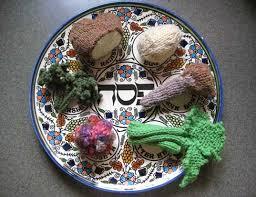 the seder plate passover seder symbols arts collaborative