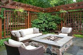 Townhouse Backyard Design Ideas Patio Privacy Gorgeous Ideas Wall Modern Outdoor Backyard
