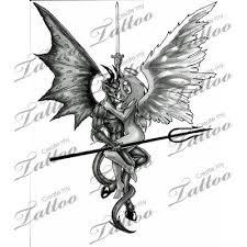 19 best evil gemini tattoos images on wings