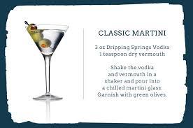 Vodka Martini Recipes That Are Country Martini Recipe