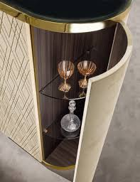 Gold Bar Cabinet Beverly Drinks Cabinets From Longhi S P A Architonic