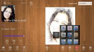4 free windows 8 photo to sketch converter apps windows 8 freeware