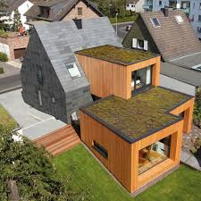 Efh Einfamilienhaus In Symmetrischer Deckung Von Rathscheck Schiefer