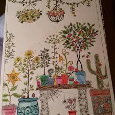 secret garden colouring book postcards doodle johanna basford secret garden postcards doodles