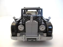 roll royce lego lego ideas rolls royce silver cloud ii