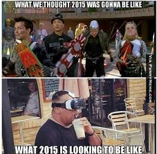 Back To The Future Meme - funny memes back to the future is not what we expected in 2015