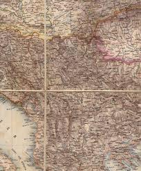Balkans Map The Balkans Historical Maps Perry Castañeda Map Collection Ut
