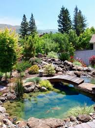 Backyard Ponds And Fountains 40 Amazing Backyard Pond Design Ideas Pond Design Backyard And