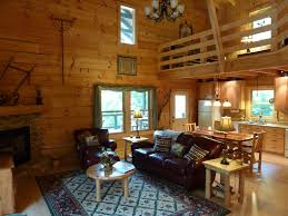 luxury log cabin on 21 private acres homeaway robbinsville