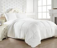 Twin White Comforter Amazon Com Jr Home Super Soft White Down Duvet Cover Insert