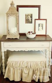 Extra Large Ottoman Slipcover by 399 Best Shabby Chic Cream Images On Pinterest Home Shabby Chic