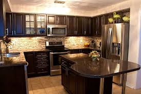 Granite Countertops And Cabinet Combinations Best Black Granite Countertops Pictures Cost Pros U0026 Cons