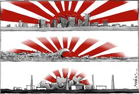 land of the rising sun the