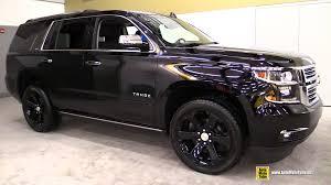 Chevy Tahoe 2014 Interior 2015 Chevrolet Tahoe Ltz 4wd Exterior And Interior Walkaround