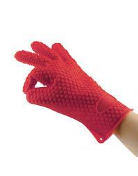 gant cuisine silicone gant de cuisine silicone réversible pour bbq et four de cuisson