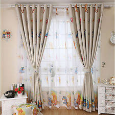 Blackout Nursery Curtains Uk Winnie The Pooh Curtains For Nursery Thenurseries