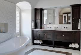 modern white oval acrylic bathtub in minimalist bathroom design portfolio of kitchen bathroom remodel pictures drury design elegant master bath suite high end interior
