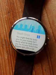 how to set up u0026 use an android wear smartwatch on your iphone