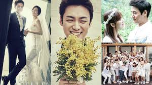 wedding wishes in korean 5 korean who re getting married in 2017